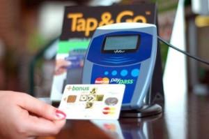 Бесконтактный платеж новые карты